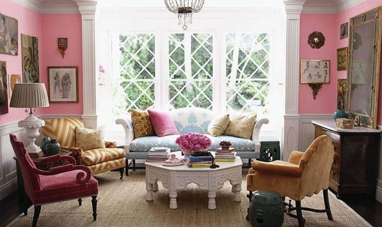 estilos de decoración eclectic