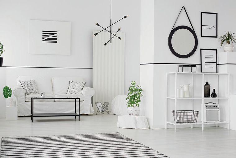 estilos de decoración escandinavo