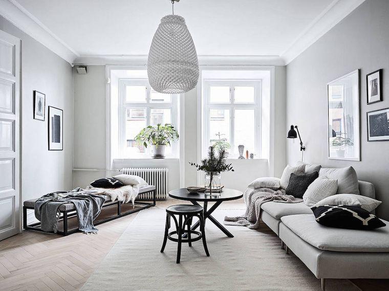 estilos de decoración escandinavos