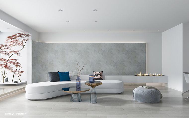 estilos de decoración minimalistas