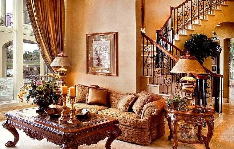 estilos de decoración tradicion