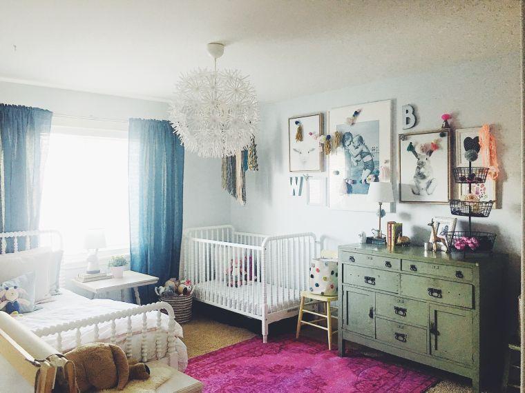 habitaciones compartidas arte