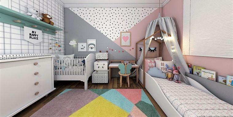 habitaciones compartidas combinacion