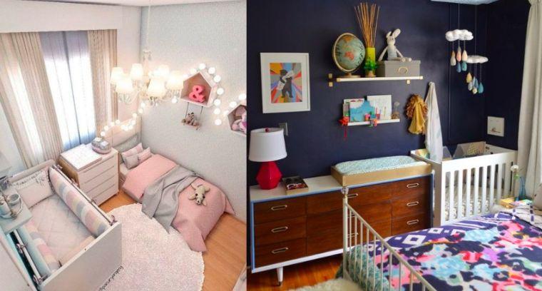 habitaciones compartidas decoracion