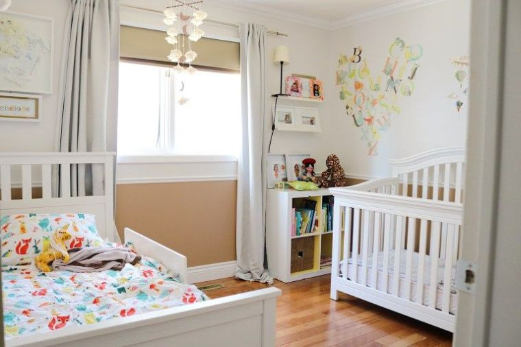 habitaciones compartidas pequeños