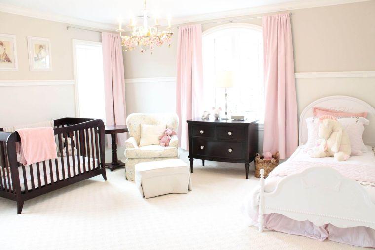 habitaciones compartidas rosado