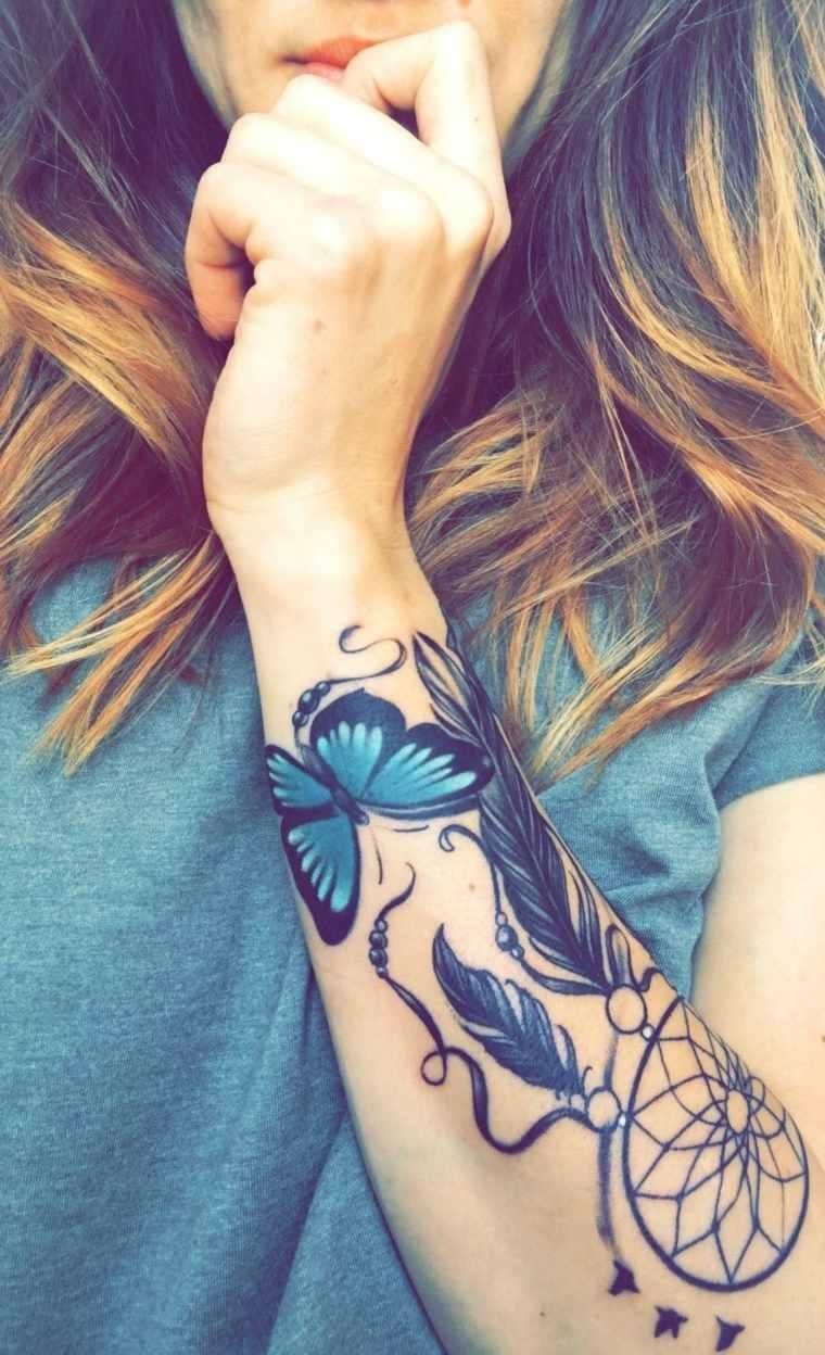 imagenes-tatuajes-mariposa-idea-mujer