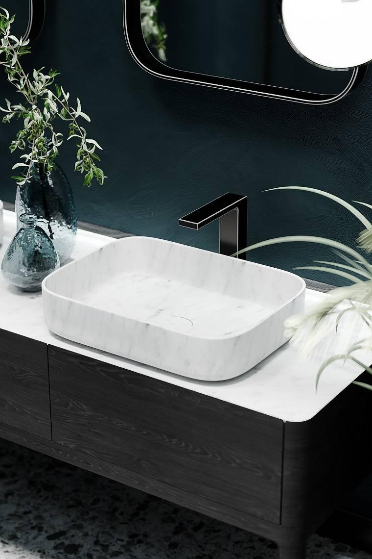 lavabo-bano-marmol-ideas-originales