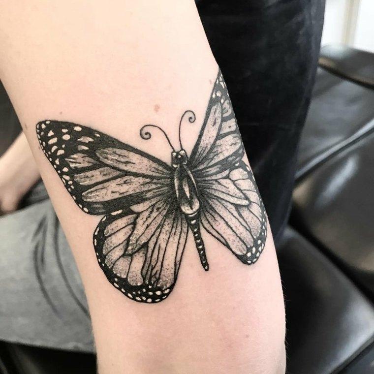 mariposa-tinta-negra-ideas