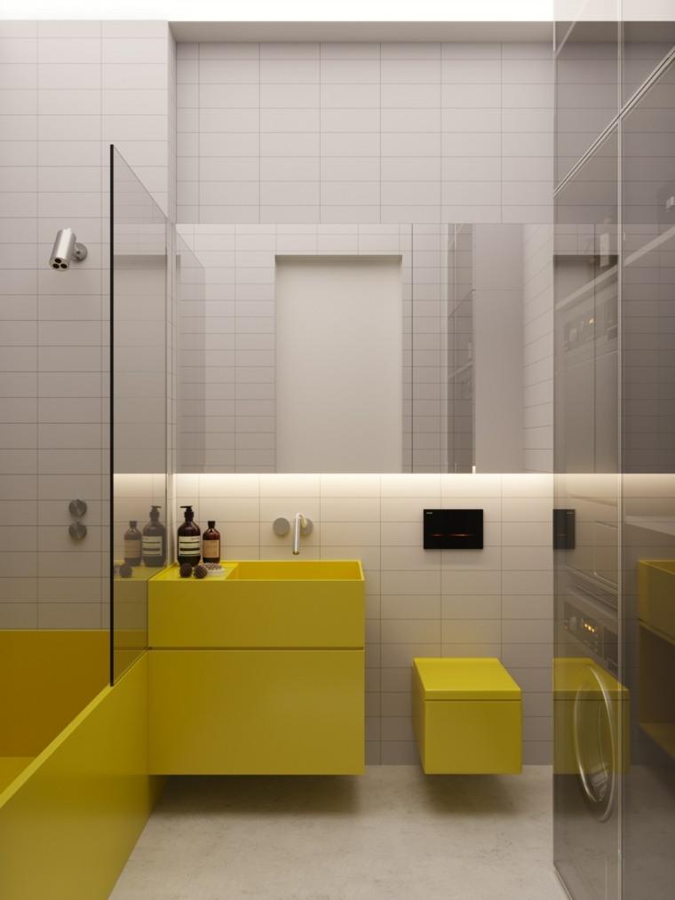 muebles-bano-moderno-muebles-amarillos