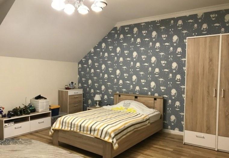 papel-pared-dormitorio-estilo