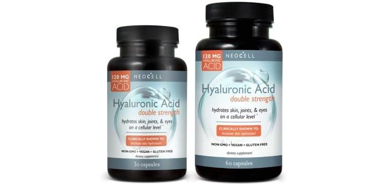 propiedades del colágeno acido hialuronico