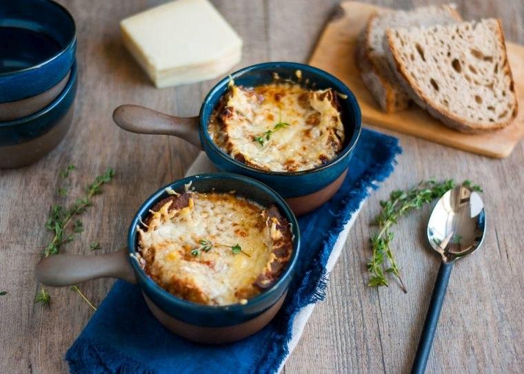 recetas gourmet francesa