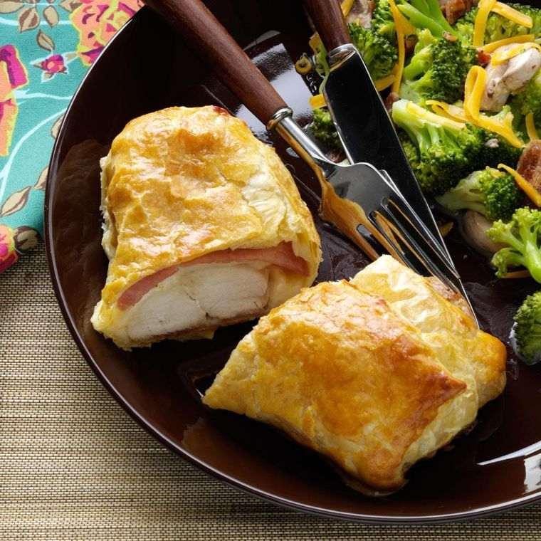 recetas gourmet pollo