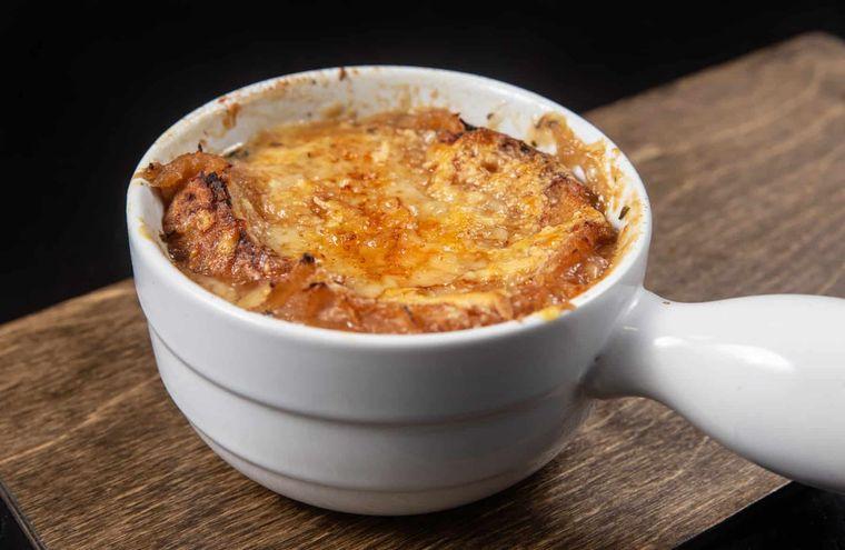 recetas gourmet sopa cebolla