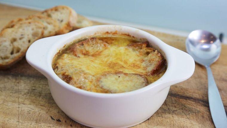 recetas gourmet sopa