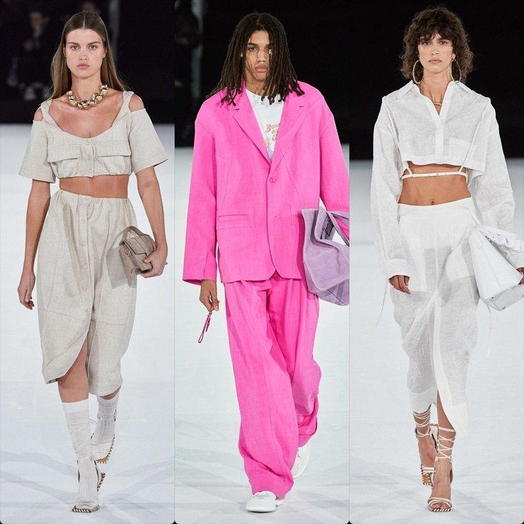 Semana de la moda -Jacquemus-Fall-Winter-2020-2021-Paris-diseno