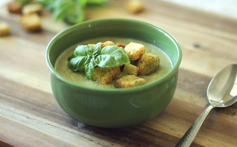 Sopa de apio-receta-brocoli