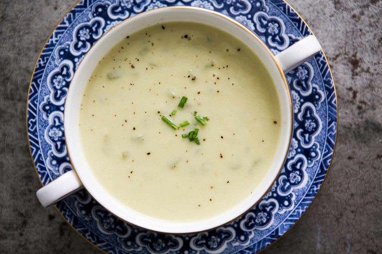 Sopa de apio-receta-verduras-asadas