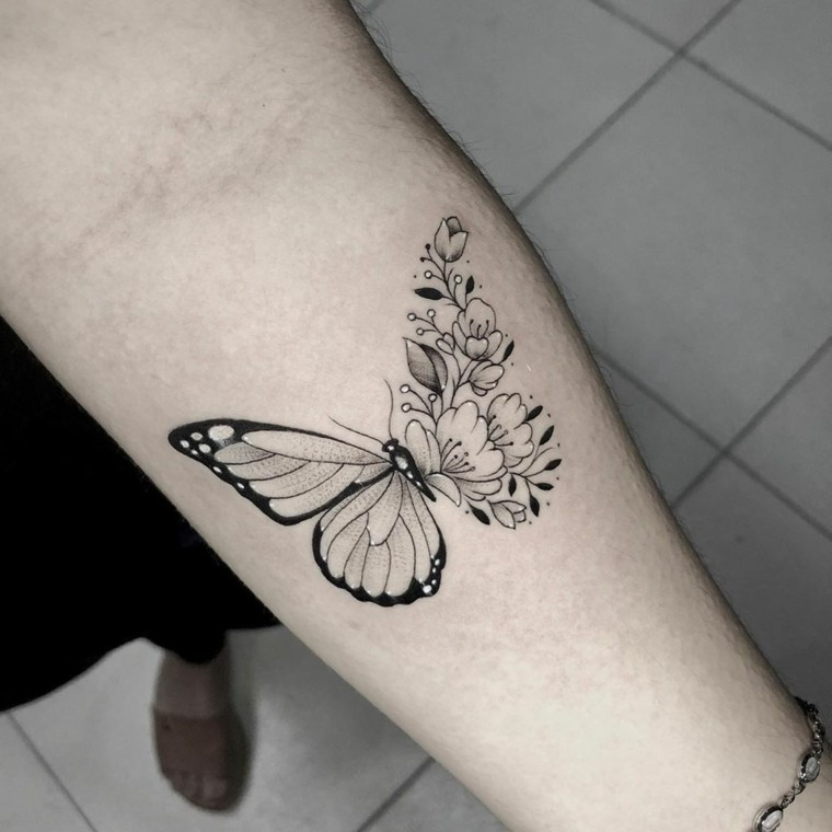 tatuajes-de-mariposas-ornamentos-ideas