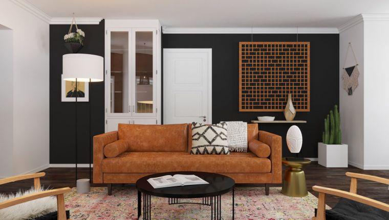 Tendencias salones 2020 - ¿Cómo cambiará la decoración de ... on Tendencias Cortinas Salon 2020  id=91083