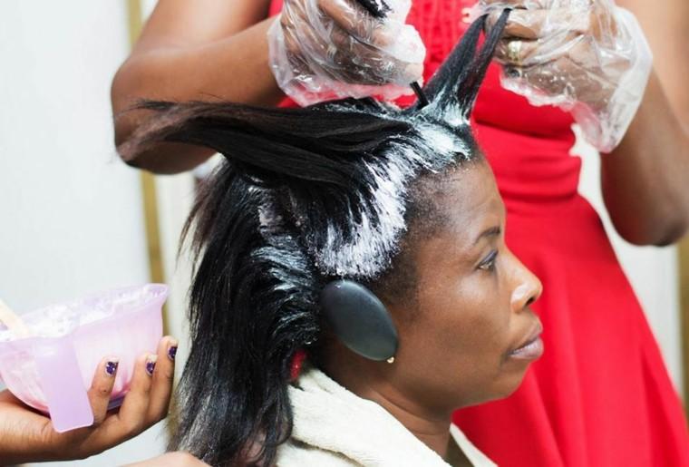 tenir cabello es peligroso