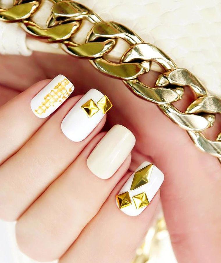 tipos de manicura uñas