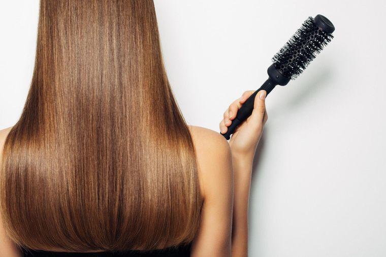 vitaminas para el cabello brillo