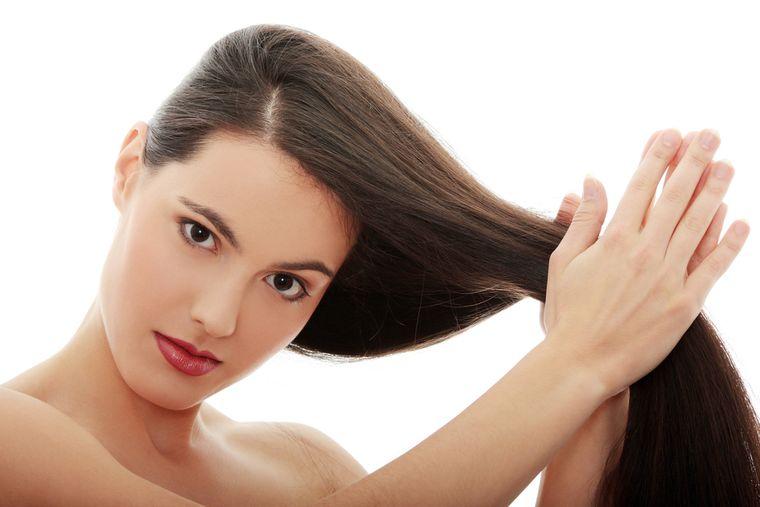 vitaminas para el cabello fuerte