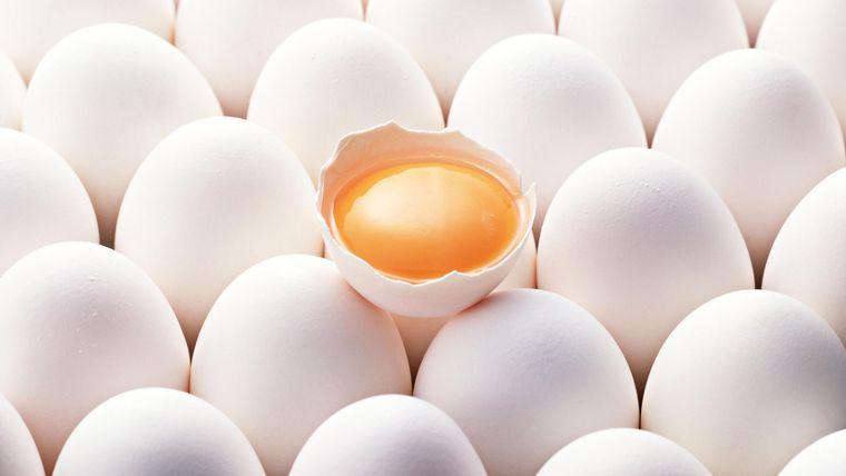 vitaminas para el cabello huevo