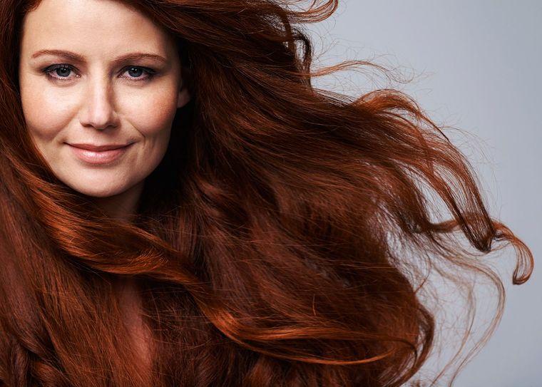 vitaminas para el cabello saludable