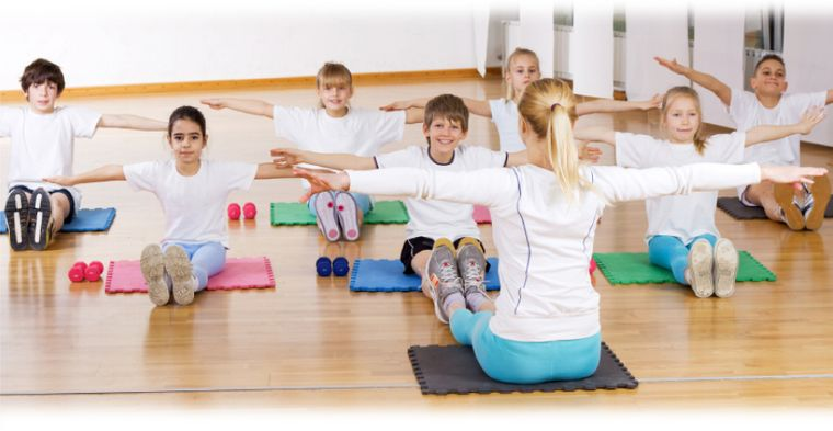 yoga para niños guia