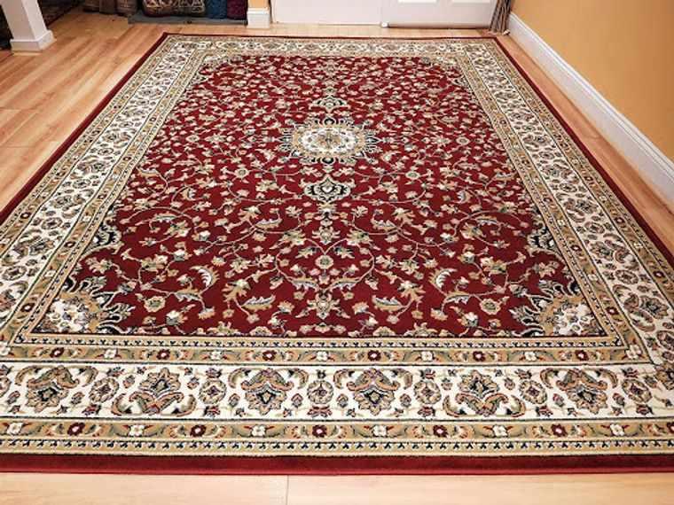 alfombras orientales belleza