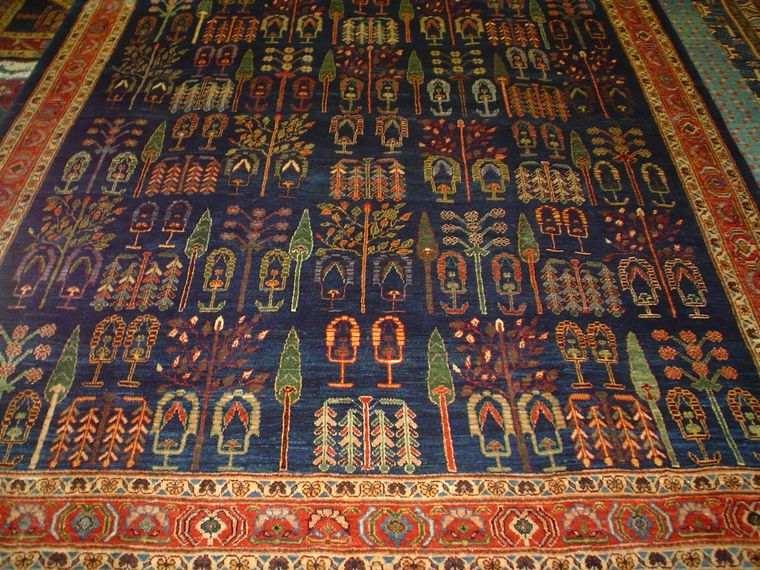 alfombras orientales cultura