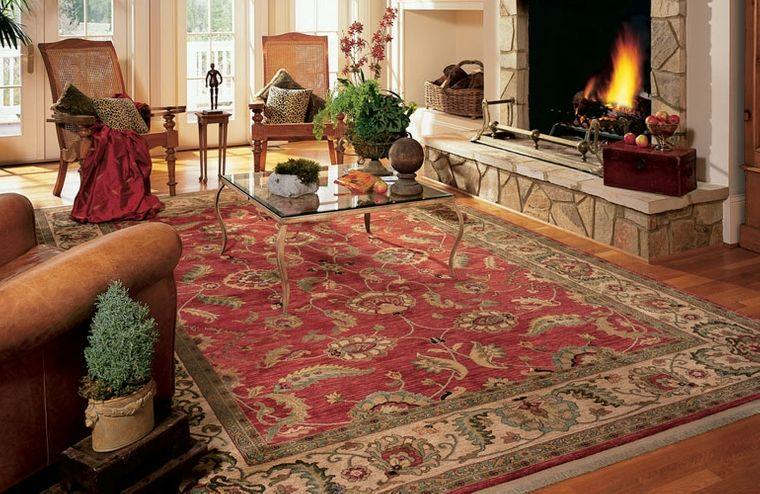 alfombras orientales decoracion