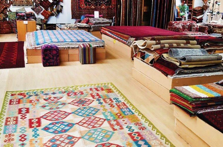 alfombras orientales diseños