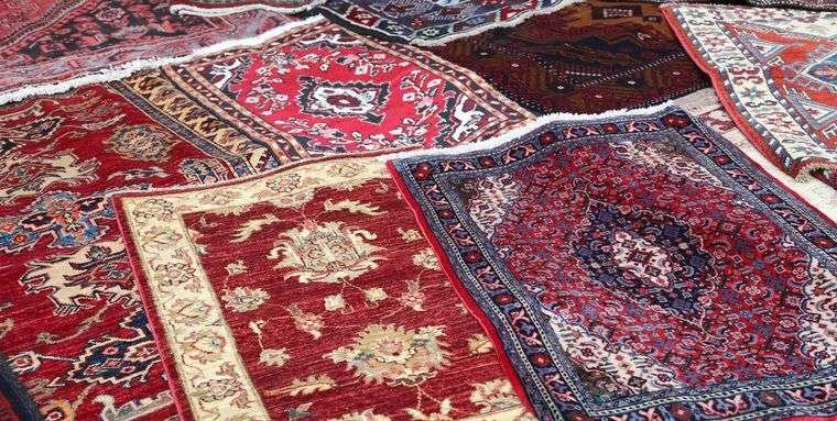 alfombras orientales hermosas