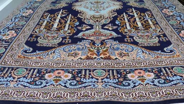 alfombras orientales historia