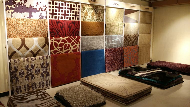 alfombras orientales indias
