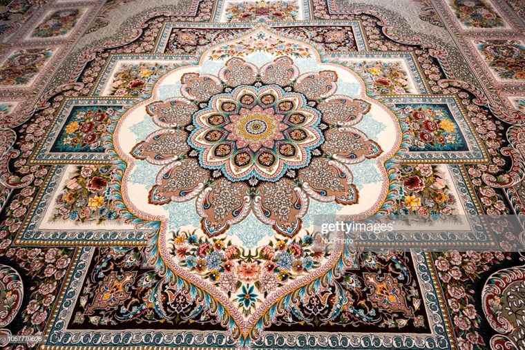 alfombras orientales unicas