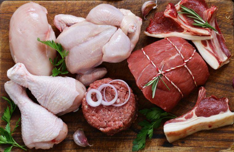 alimentos integrales carne