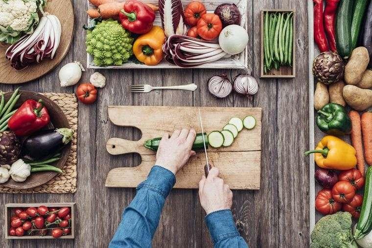alimentos integrales cocina