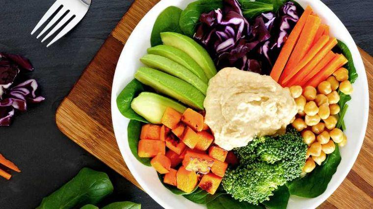 alimentos integrales comida