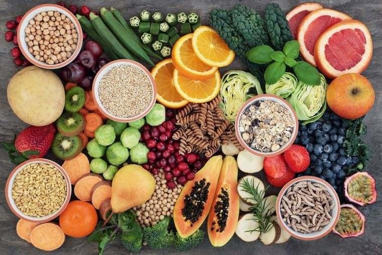 alimentos integrales energia