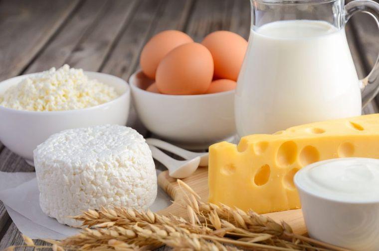 alimentos integrales huevos