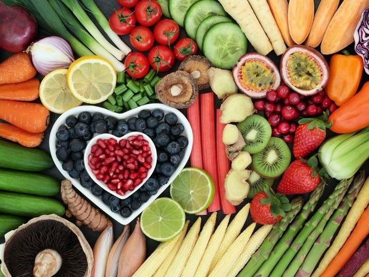alimentos integrales variedad