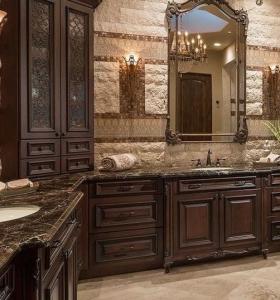 baños modernos elegante