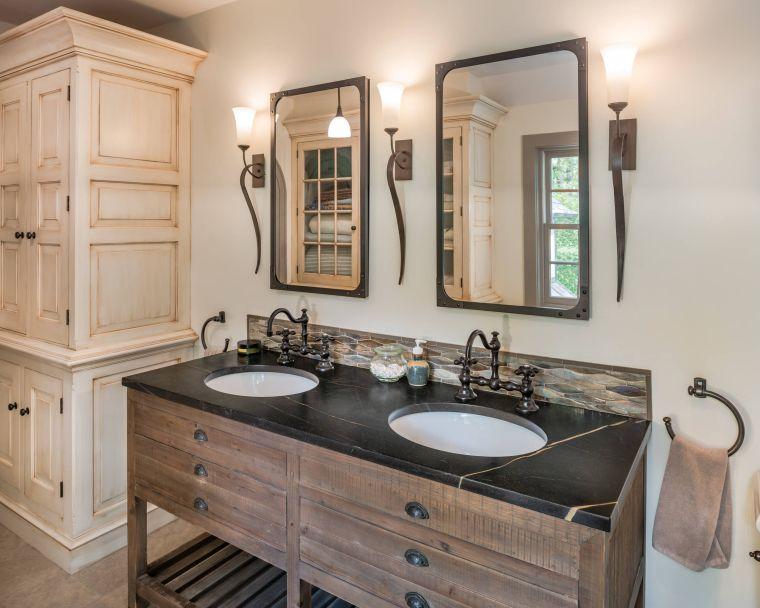 baños modernos esteatita