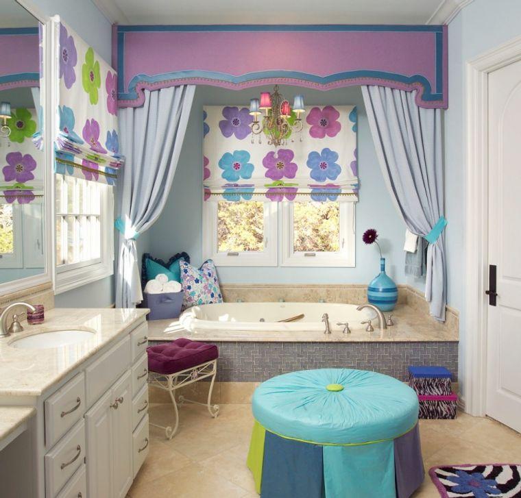 baños para niños casa