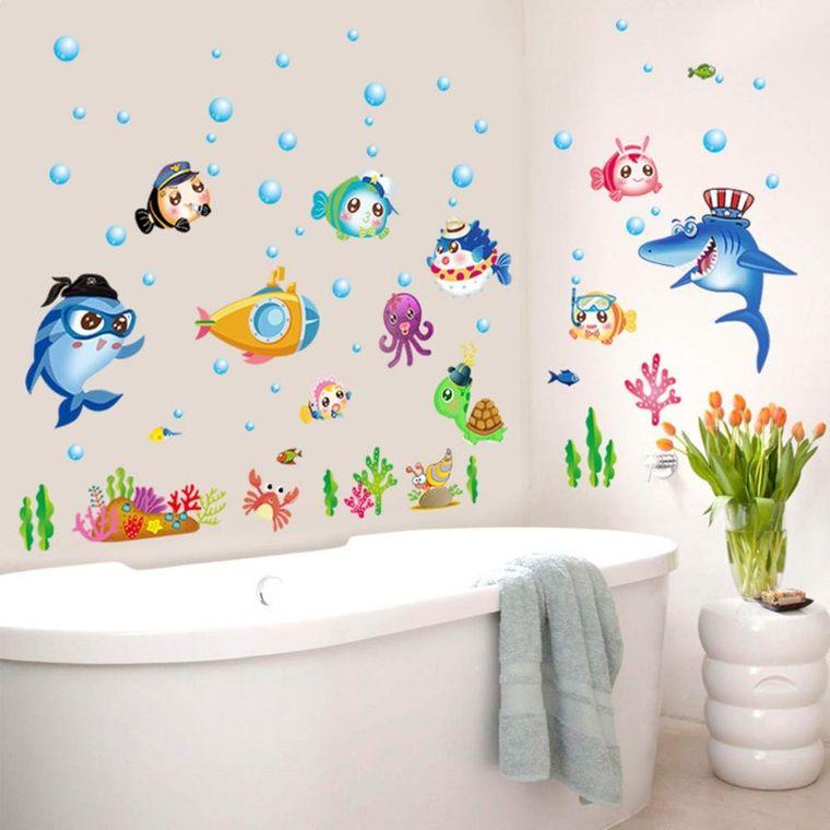 baños para niños decoracion